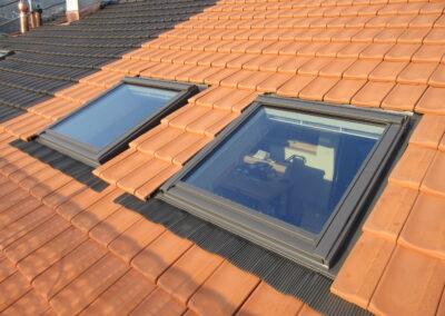 Dachfenster Aesch Dorf