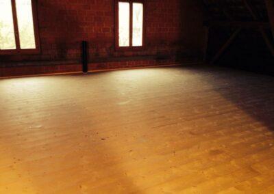 Dachbodenisolierung Reiden neu