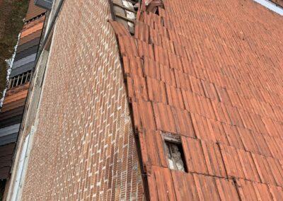 Dach Sturmschaden 4