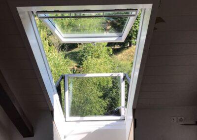 Cabrio-Dachfenster Grellingen
