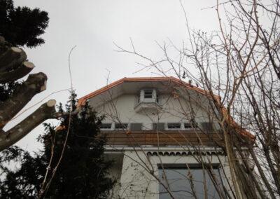 Dachrandabschluss Oberwil