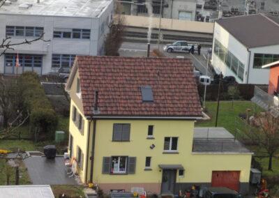 Dachsanierung Dornach