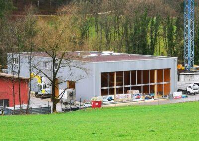 Neubau Flachdach Duggingen