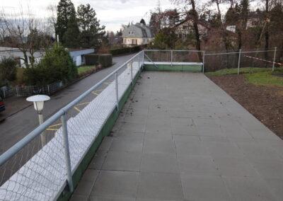 Sanierung Wasserspeichergebäude Dornach