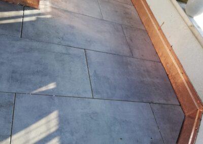 Terrassensanierung Binningen